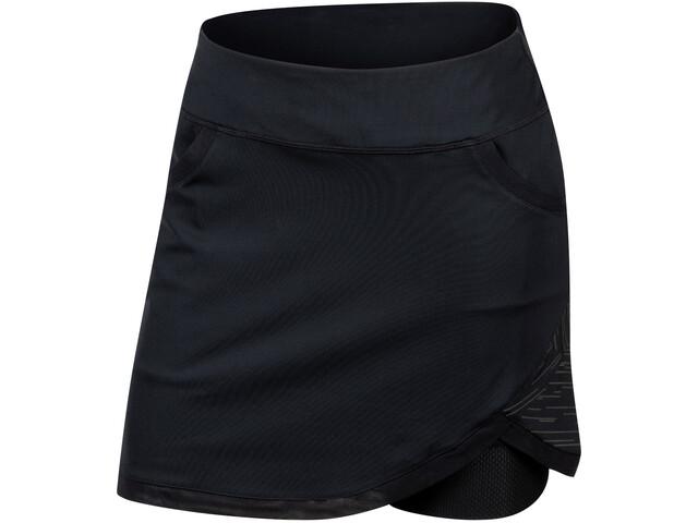 PEARL iZUMi Sugar Skirt Women black/reflective HQ